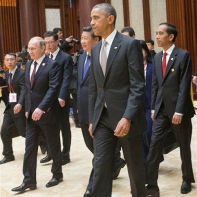 Obama and Asean Leaders